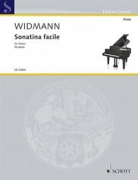 Widmann, J: Sonatina facile