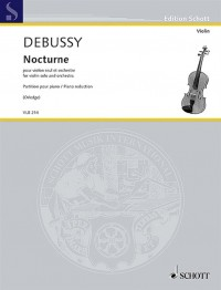 Debussy: Nocturne for Violin and Piano