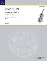 Kapustin, N: Nearly Waltz op. 98