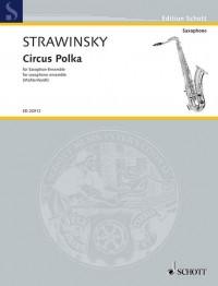 Stravinsky, I: Circus Polka
