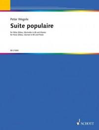 Wegele, P: Suite populaire