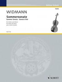 Widmann, J: Summer Sonata