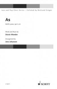 Wonder, S: As