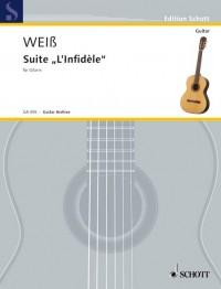 Weiss, S L: Suite L'Infidèle
