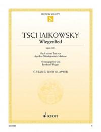 Tchaikovsky: Wiegenlied op. 16/1