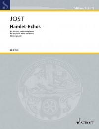 Jost, C: Hamlet Echoes