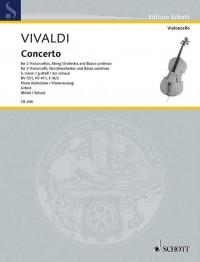 Vivaldi, A: Concerto G minor RV 531, PV 411, F III/2
