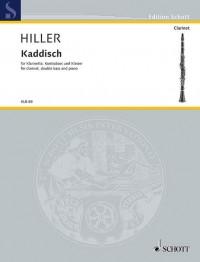 Hiller, W: Kaddisch
