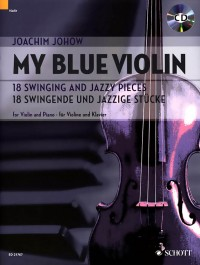 Johow, J: My blue Violin