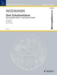 Widmann, J: Three Shadow Dances