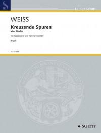 Weiss, H: Kreuzende Spuren