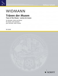 Widmann, J: Tears of the Muses