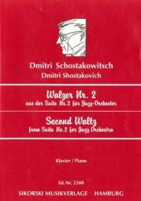 Shostakovich: Second Waltz