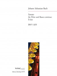 Bach, JS: Sonate E-dur BWV 1035