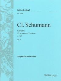 Clara Schumann: Klavierkonzert a-moll op. 7