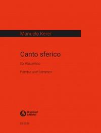 Manuela Kerer: Canto sferico