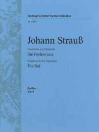 Strauss: Die Fledermaus op. 367. Overture