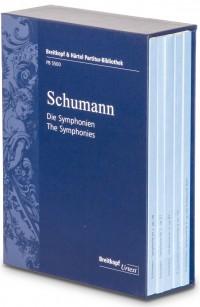 Schumann, R: The Symphonies - Breitkopf Urtext