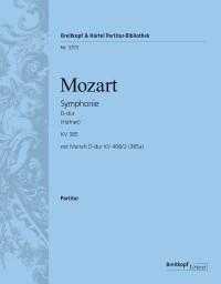 Mozart, Wolfgang Amadeus: Symphonie D-dur KV 385 Nr. 35 (Hafner)