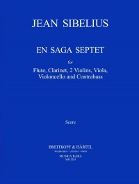 Sheet Music   30.25. Sibelius  En saga - Rekonstruktion 3f25df19a9049