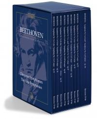 Beethoven, L van: Symphonies 1 - 9