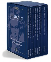 Beethoven: Symphonies 1-9