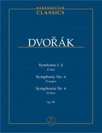 Dvorak, A: Symphony No. 6 in D, Op.60