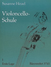 Hirzel, S: Cello Method, Vol. 1: First Position (G)