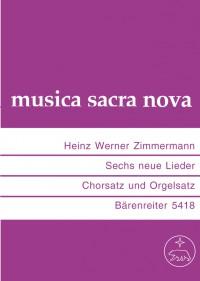 Zimmermann, H: New Songs (6)