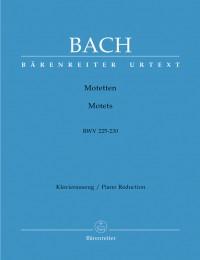 Bach, JS: Motets (6) (BWV 225-230) (Urtext)