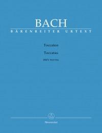 Bach, JS: Toccatas (BWV 910-916) (Urtext)