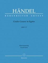 Handel, GF: Giulio Cesare in Egitto (HWV 17) (It-G) (Urtext)