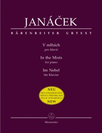 Janacek, L: In the Mists (Urtext)