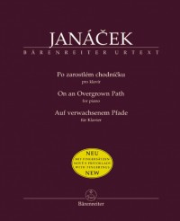 Janacek, L: On an Overgrown Path (Urtext)