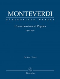 Monteverdi, Claudio: L'incoronazione di Poppea