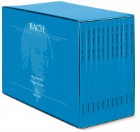 Bach, JS: Complete Organ Works (11 volumes in slipcase) (Urtext)
