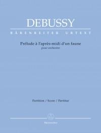 Debussy: Prélude á l'aprés-midi d'un faune