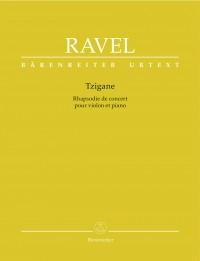Ravel, Maurice: Tzigane