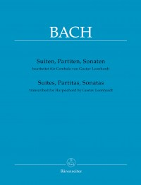 Bach, J S: Suites, Partitas, and Sonatas
