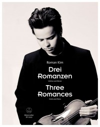Roman Kim: Three Romances for Violin and Piano