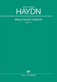 Haydn: Missa Sancti Gabrielis (C-Dur)