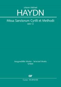 Haydn, M: Missa Sancti Cyrilli et Methodii