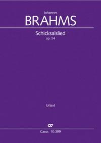 Brahms: Schicksalslied, op. 54