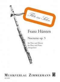Huenten, F: Nocturne op. 5