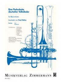 Walter, F: A String of Pearls of German Folk Songs Teil I