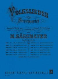 Kaessmayer, M: Folk Songs 2 op. 14a Heft 2