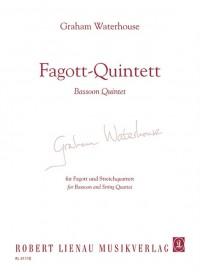 Waterhouse, G: Bassoon Quintet