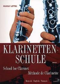 Jettel, R: Klarinetten-Schule Band 2