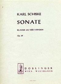 Schiske, K: Sonate op. 29