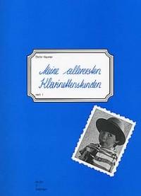 Haumer, D: Meine allerersten Klarinettenstudien Heft 1